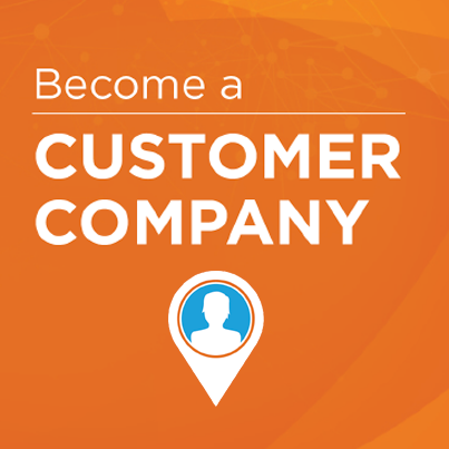 Become a Customer Company