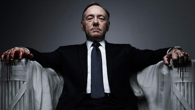House of Cards: Kevin Spacey is breaking bad