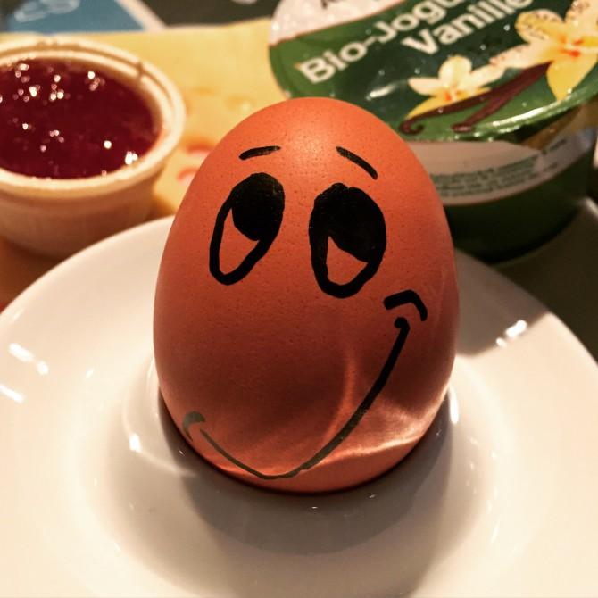 Gute Laune Ei